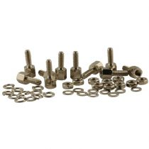 5 Pairs of Standard D-SUB Hood 8mm Screw Jack Posts